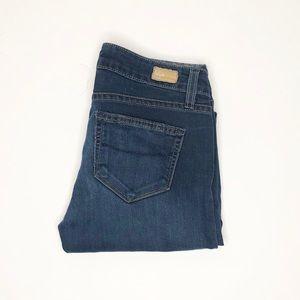 Paige skyline skinny jeans EUC size 26